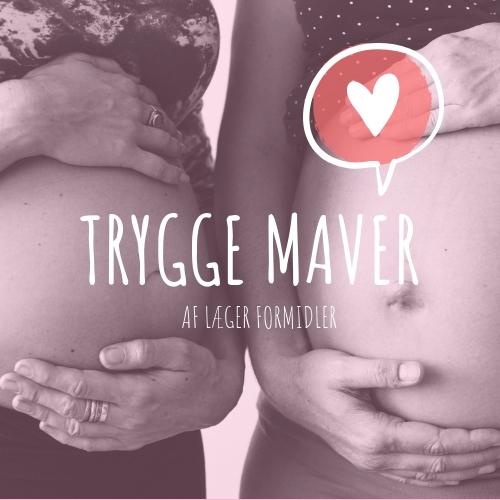 Trygge Maver om frugtbarhed, graviditet og barsel