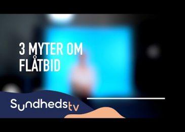 3 myter om flåtbid | SundhedsTV og Læger Formidler