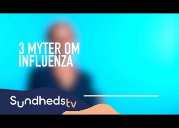3 myter om influenza | SundhedsTV og Læger Formidler